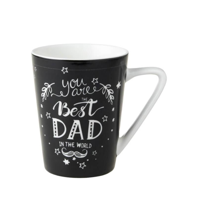 Dutch Rose-Mug Best Dad