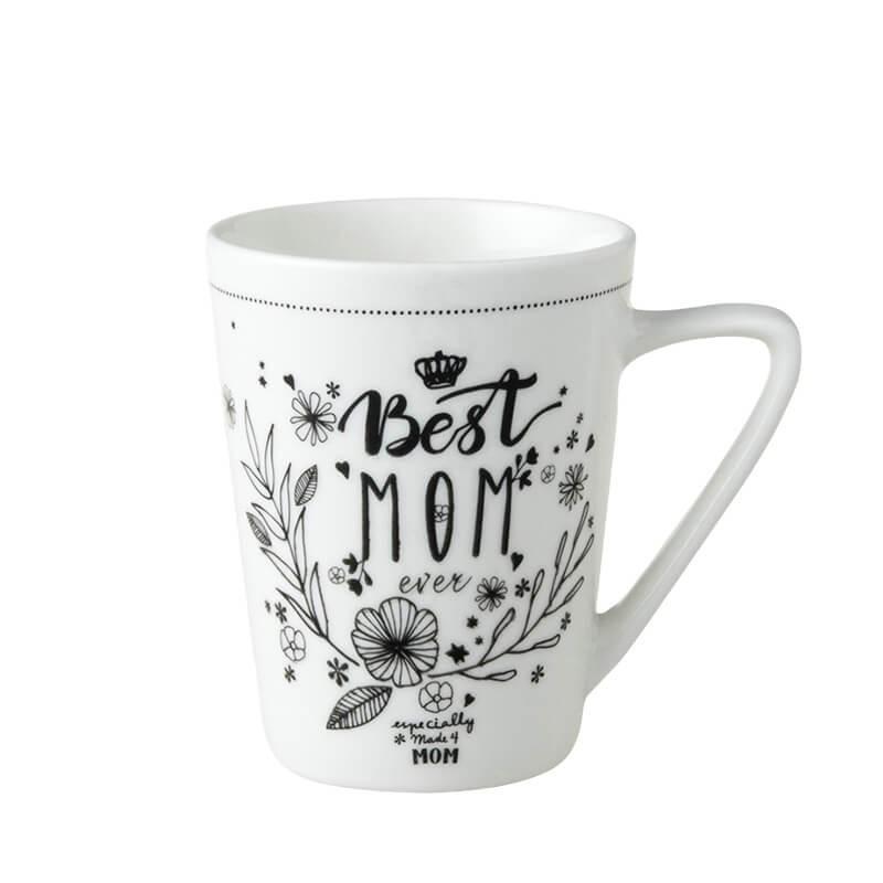 Dutch Rose-Mug Best Mom