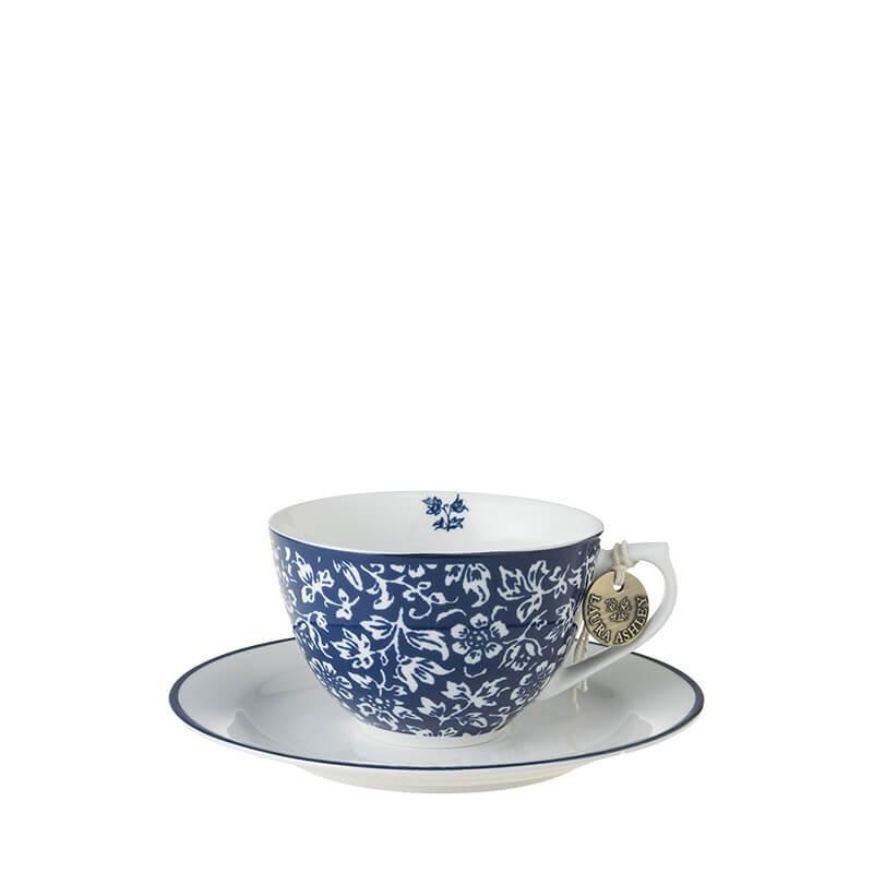 Blueprint Φλυτζάνι cappuccino με πιατάκι sweet allysum