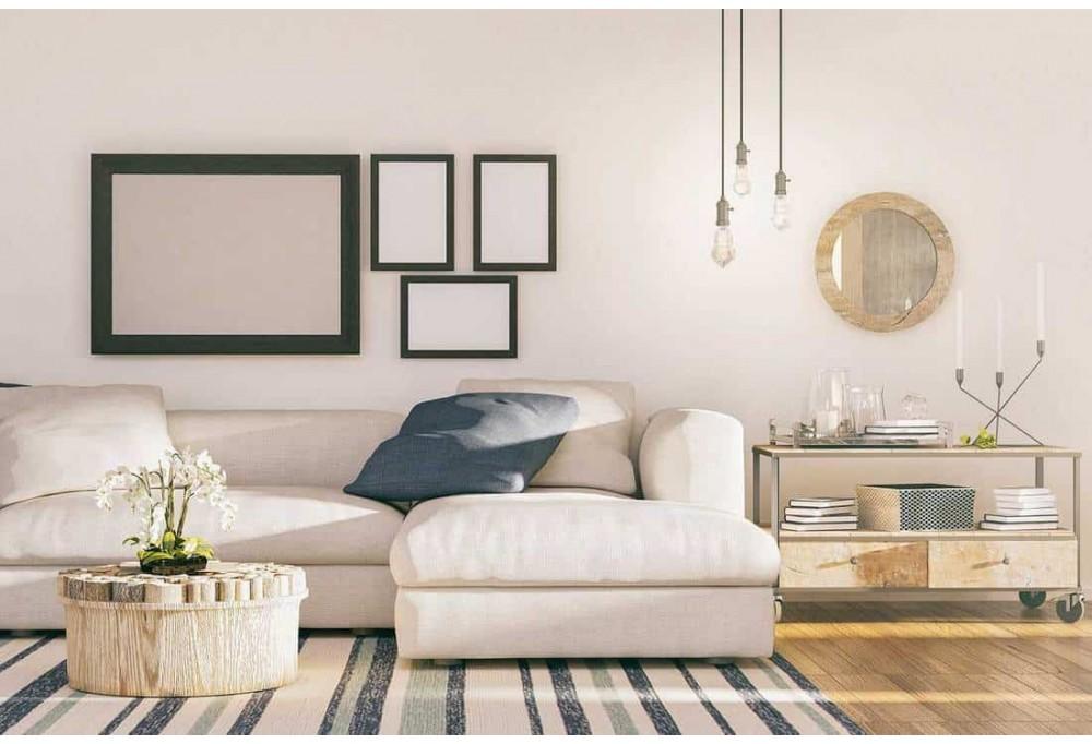 Κομψές ιδέες διακόσμησης με καθρέπτες στο σαλόνι!